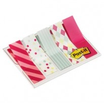 Dispenser 100 SEGNAPAGINA Post-it INDEX Mini 684 CANDY 12X43.6MM 5126