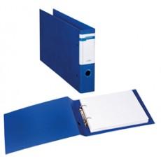 Raccoglitore STELVIO F A4 40 2D blu 30x22cm Album SEI ROTA 37404307