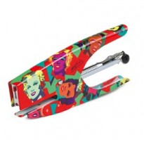 CUCITRICE A PINZA 6/4 Marilyn POP ART 0083