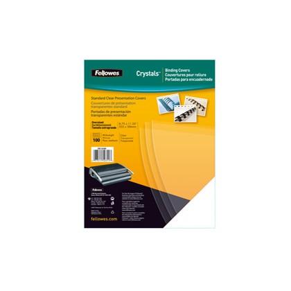 100 COPERTINE CLEAR PVC 240MIC A4 TRASPARENTE NEUTRO 53762