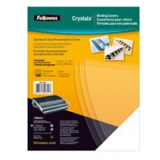 100 COPERTINE CLEAR PVC 200MIC A3 TRASPARENTE NEUTRO 53764