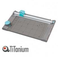 TAGLIERINA A LAMA ROTANTE 3in1 A4 330mm 13939 TiTanium 13939