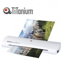 PLASTIFICATRICE HomeOffice A3 TiTanium 350-L