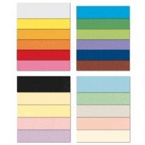 Conf.10 cartoncino Bristol Color 200gr 100x70cm pistacchio 54 Favini A35M0A1