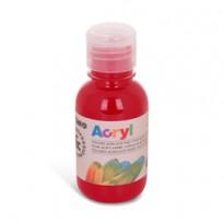 Colore acrilico fine Acryl 125ml rosso carminio PRIMO 402TA125310