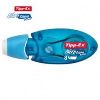 Box 10 correttore a nastro Micro Tape Twist 5mm x 8mt col.ass. Tipp-Ex 8706151