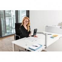 SUPPORTO TABLET 7-13 da BANCO con BRACCIO Tablet Holder Clamp Durable 8931-23