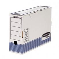 SCATOLA ARCHIVIO LEGALE DORSO 100MM BANKERS BOX SYSTEM 0030801 - Conf da 10 pz.
