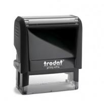 Timbro Original Printy 4.0 4914 64x26mm 7righe autoinch. personalizzabile TRODAT 47586