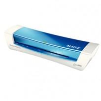 PLASTIFICATRICE iLAM HomeOffice A4 BLU METAL LEITZ 73680036