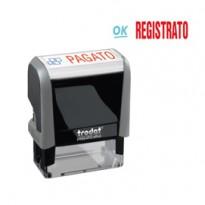 Timbro Printy Office Eco 47x18mm  TRODAT 43268.