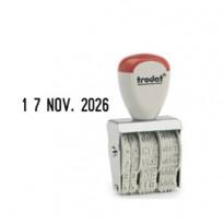 Timbro 1010 manuale DATARIO 4mm TRODAT 54175.