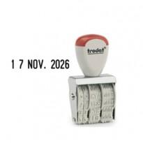 Timbro 1020 manuale DATARIO 5mm TRODAT 54239.