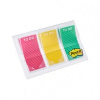 SEGNAPAGINA Post-it 60FG 682-TODO-EU