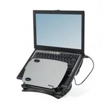 SUPPORTO NOTEBOOK Professional Series CON HUB USB E LEGGIO - Fellowes 8024602