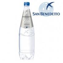 Acqua frizzante bottiglia PET 1lt San Benedetto SBAC1 - Conf da 12 pz.