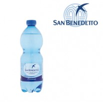 Acqua frizzante bottiglia PET 500ml San Benedetto SBAC5 - Conf da 24 pz.