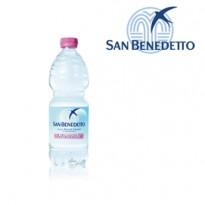 Acqua naturale bottiglia PET 500ml San Benedetto SBAN5 - Conf da 24 pz.