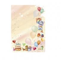 Carta con stampa  A4 90gr 20fg Decadry T036770