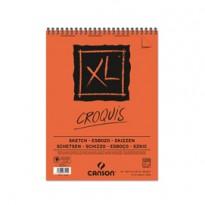 Album XL Croquis A3 90gr 120fg Canson 200787115 - Conf da 5 pz.