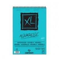 Album XL Aquarelle f.to A4 300gr 30fg Canson 400039170 - Conf da 5 pz.