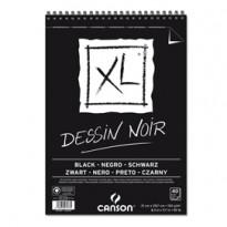Album XL Dessin Noir f.to A4 150gr 40fg Canson 400039086 - Conf da 5 pz.