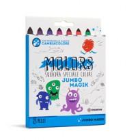 Astuccio 8 pennarelli colorati Magik Molors OSAMA OW 12045
