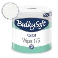 Bobina Asciugatutto 800 strappi / 176mt microgoffrata Comfort BulkySoft 55927.E11 - Conf da 2 pz.