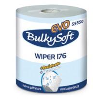 Bobina Asciugatutto 800 strappi / 176mt microgoffrata Classic BulkySoft 55850 - Conf da 2 pz.