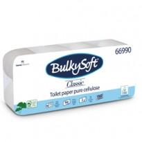 Pacco 10 rotoli Carta Igienica 160 strappi Classic BulkySoft 66990