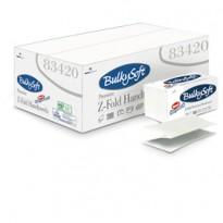 Pacco dispenser 144 asciugamani piegati a Z goffrato micro BulkySoft 83420