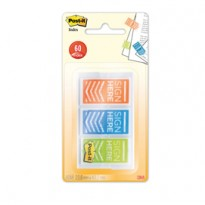 Set 60 SEGNAPAGINA Post-it 31845