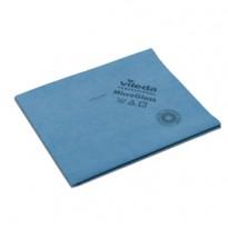 Conf. 5 Panni Blu MicroGlass 50x40cm in microfibra Vileda 152760