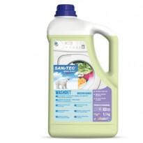 Detersivo liquido lavatrice Orchidea e Muschio 5Lt Sanitec 2025