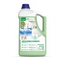 Detergente Pavimenti tanica 5Lt Green Power Sanitec 3105