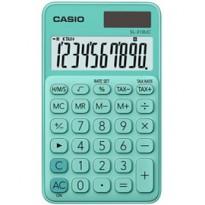 Calcolatrice tascabile SL-310UC verde CASIO SL 310 UC-GN