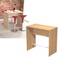 Tavolo alto 110x70xH105cm Faggio Ristoro 15092-6