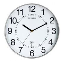 Orologio da parete 30cm Wave Unilux 400094562