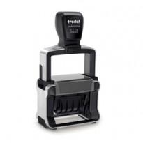 Timbro Professional 4.0 5440 DATARIO 49x28mm personaliz autoinch. TRODAT 120502