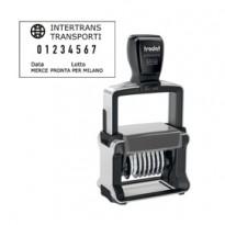 Timbro Professional 4.0 5558/PL NUMERATORE 8 colonne 5mm autoinch. TRODAT 120204