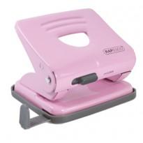 Perforatore 825 2 fori rosa max 25 fg Rapesco 1358