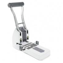 Perforatore alta capacitA ECO P2200 2 fori bianco max 150 fg Rapesco 1405