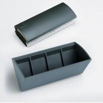 Porta marcatori magnetico con cancellino Legamaster 7-122500