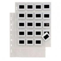 10 buste forate A4 ATLA F DIA 20 con 20 spazi (5,5x5,5 cm) SEI ROTA 662514