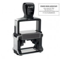 Timbro Professional 5203 49x28mm 7righe personaliz autoinch. TRODAT 120074