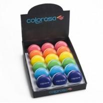 360010 Espositore 18 nastri correttore 5mmx6mt Colorosa RiPlast 360010