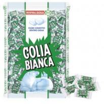 Caramelle Golia Bianca busta 1kg (400pz ca) 06721600