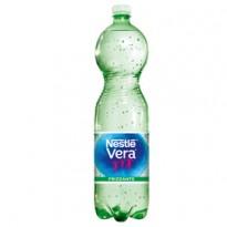 Acqua frizzante bottiglia PET 1,5lt Vera 4904672 - Conf da 6 pz.