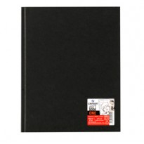 Libro rilegato ART BOOK ONE 21,6x27,9cm 100 fg. 100gr. 200005569 - Conf da 6 pz.
