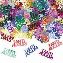 Busta 15gr coriandoli in plastica  Big Party 81195